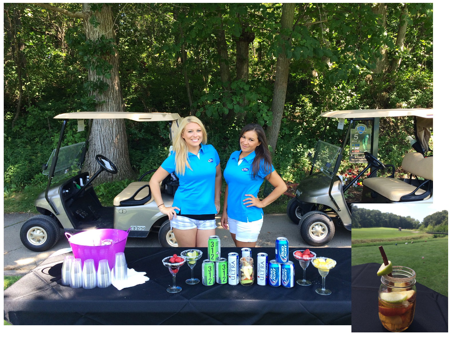 Berkott's Golf Outing 8-13-14